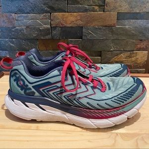 HOKA One One Running Shoes - Clifton 4 - Size 7.5